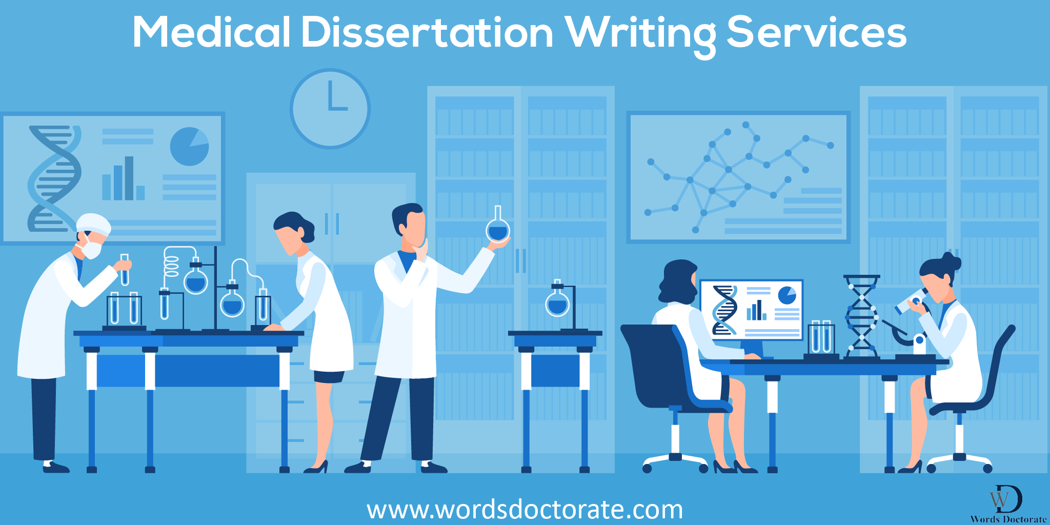 Medical Pharmaceuticals Dissertation Writing Services